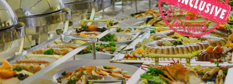 RO BB HB FB AI UAI — расшифровка типов питания в отелях