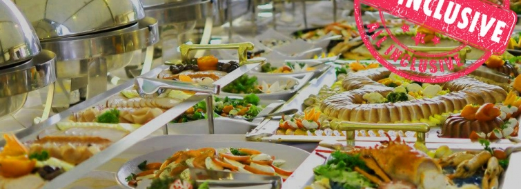 RO BB HB FB AI UAI — розшифровка типів харчування в готелях