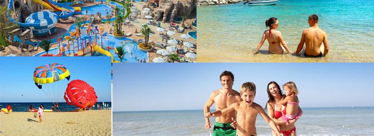 Семейный отдых в Болгарии
