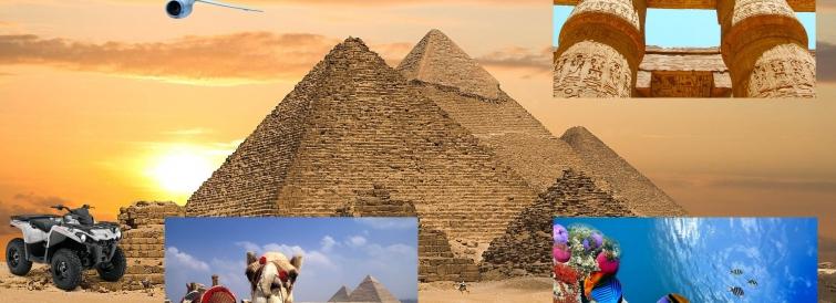 Инструкция по поездке в Египет