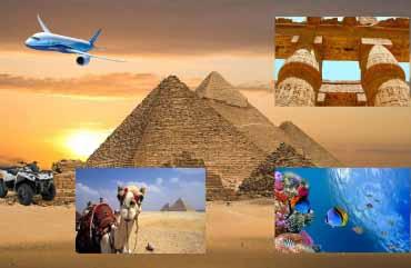 Інструкція по поїздці в Єгипет