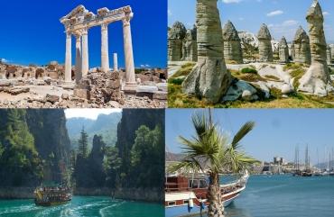 Что можно посмотреть в Сиде (Турция)?