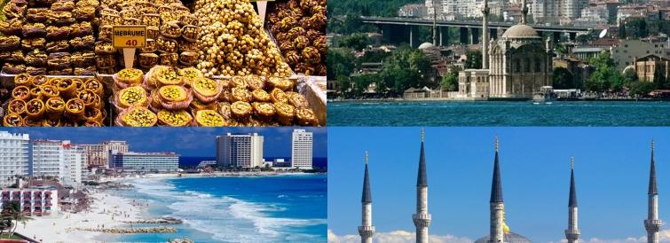 Что нужно посмотреть в Турции