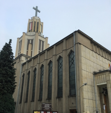 Краковский костел