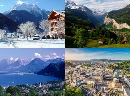 вся красота Австрии