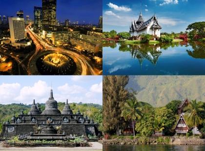 Индонезийские храмы