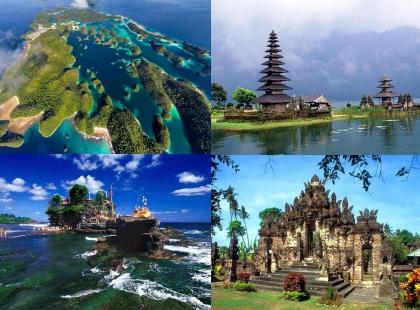 сказочная Индонезия