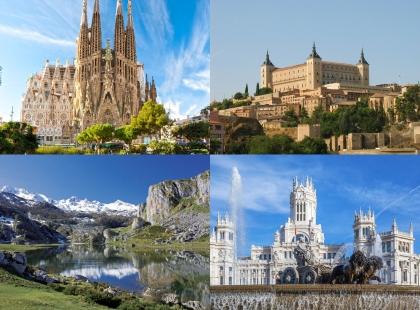 Испанские замки, туры по замкам
