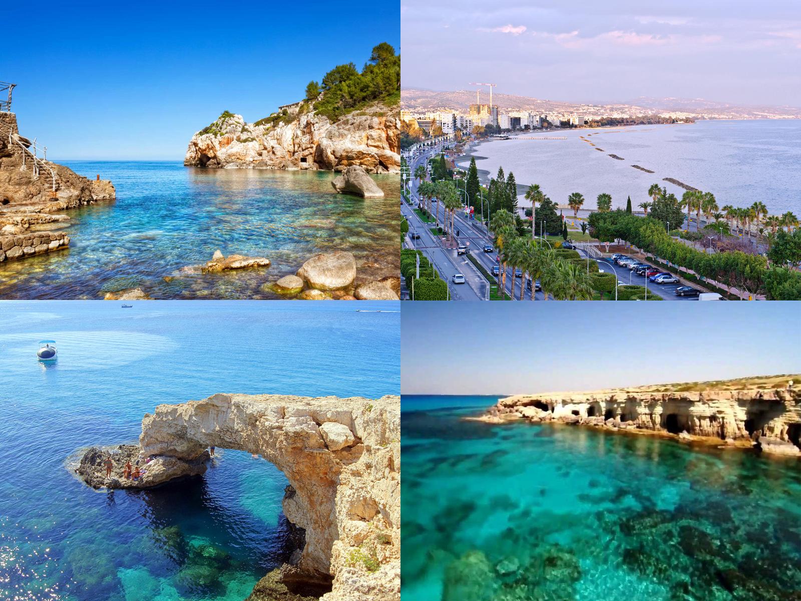 Кипр летом красивые картинки