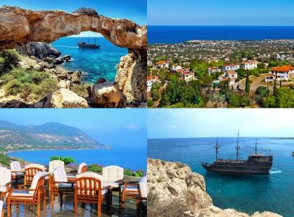 морские экскурсии на Кипре