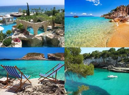 восхитительные места Кипра