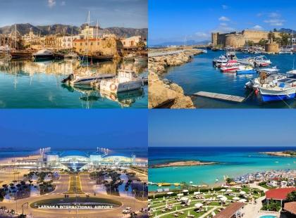 заказ яхты или катера на Кипре