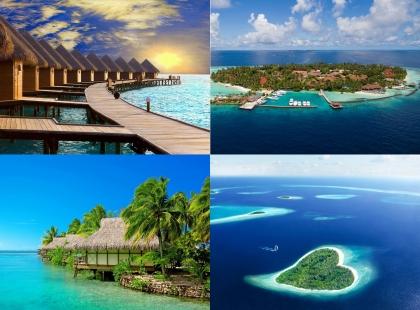 море впечатлений от Мальдив