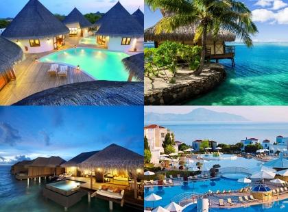 апартаменты на Мальдивах