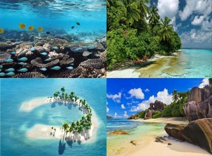 туристические Мальдивы