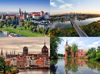 сооружения Польши