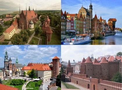 исторические польские места
