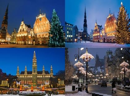 зимняя Польша