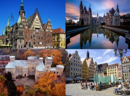 туристические места в Польше