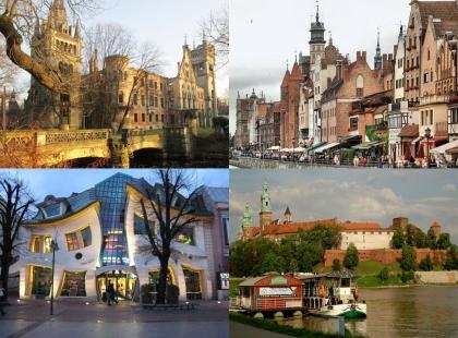 экскурсии по Польше