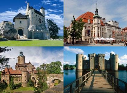 туры по замкам Польши