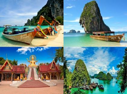 сказочные места в Таиланде