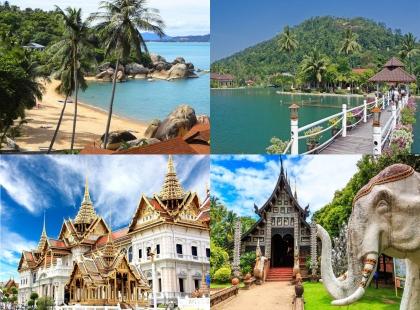 незабываемая поездка в Таиланд