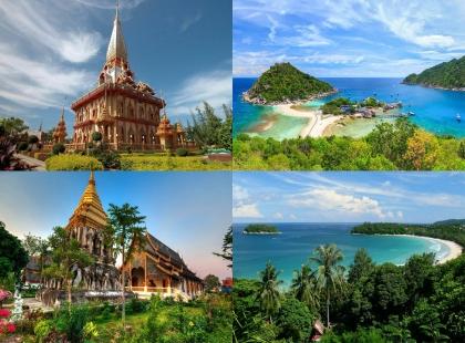 экскурсия по храмам Таиланда