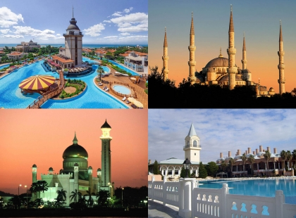 мечети Турции, экскурсии по мечетям