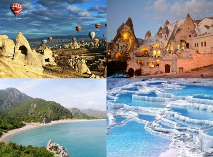 впечатляющие туры в Турции
