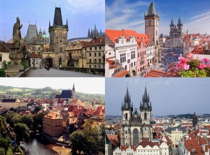 достопримечательности города Прага
