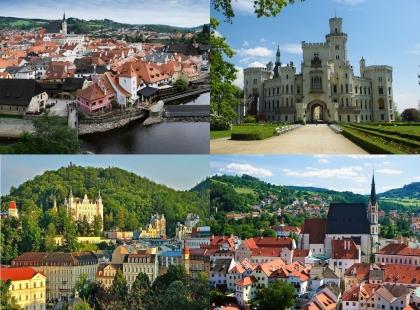 красивые фотографии Чехии
