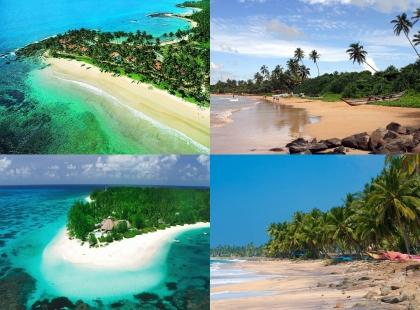 берег Шри-ланки, туры