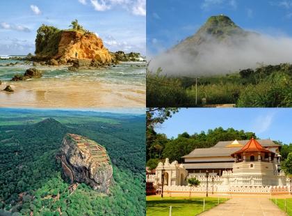 незабываемые путешествия в Шри-ланку