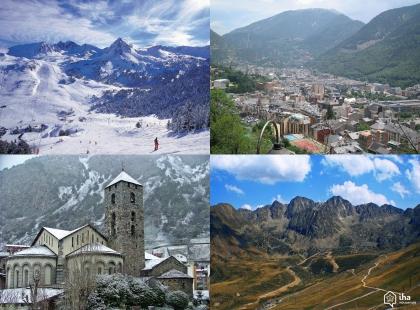 лыжные курорты в Андорре