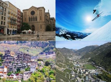 отдых в прекрасной стране Андорра