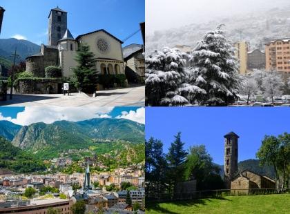 часовни и храмы Андорры