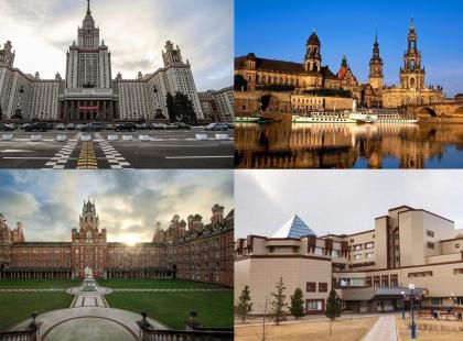 лучшие европейские университеты