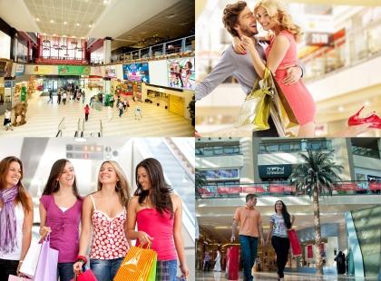 шопинг в лучших магазинах Европы