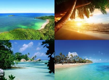 берега Доминикана