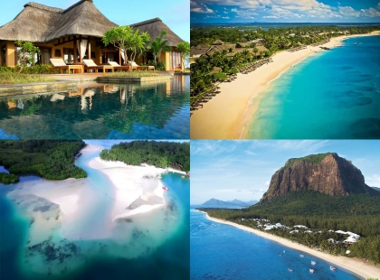 берега Маврикий
