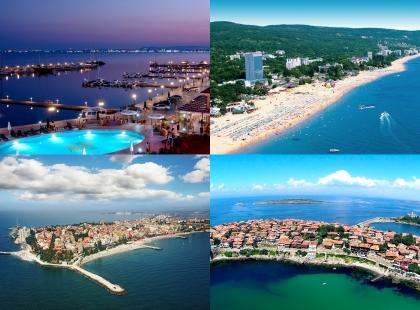 семейный отдых на пляжах Болгарии