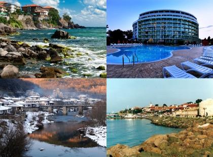 лучшие фото Болгарии, незабываемый тур