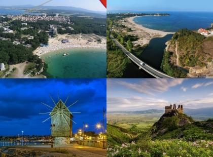 впечатляющие места в Болгарии