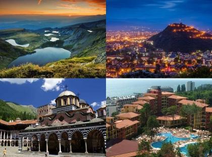 архитектура Болгарии, туры в Болгарию