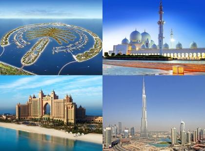 Объединённые Арабские Эмираты мечети