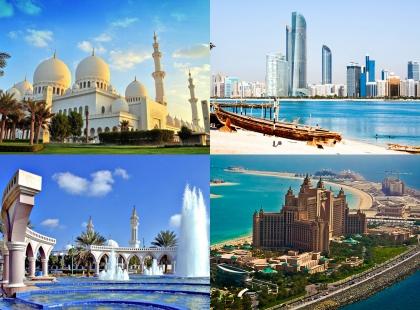 многоэтажные здания в Объединённых Арабских Эмиратах