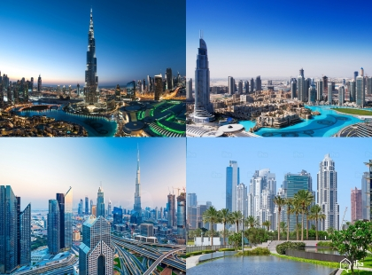 башни Объединённые Арабские Эмираты