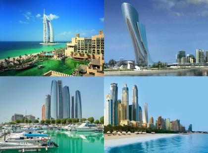 небоскребы в ОАЭ