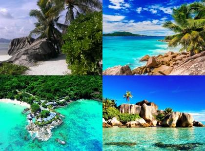 Сейшельские Острова побережье